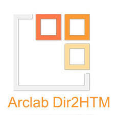 Arclab Dir2HTML Crack